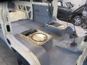 Fahrzeugrestauration innen und außen